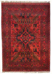 שטיח אפגני חלממדי A130